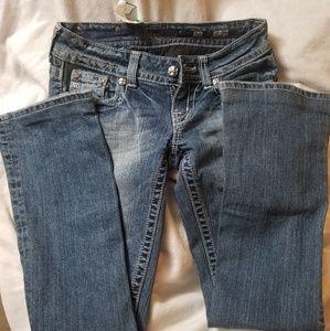 Miss Me Jean's size 26 inseam 29